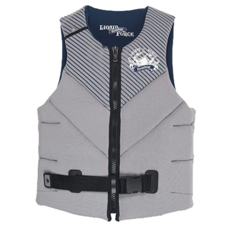 LIQUID FORCE HENSHAW COMP VEST GREY