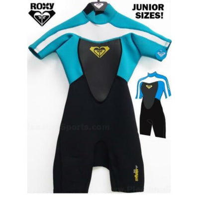 ROXY JUNIOR SYNCRO 2MM BLUE
