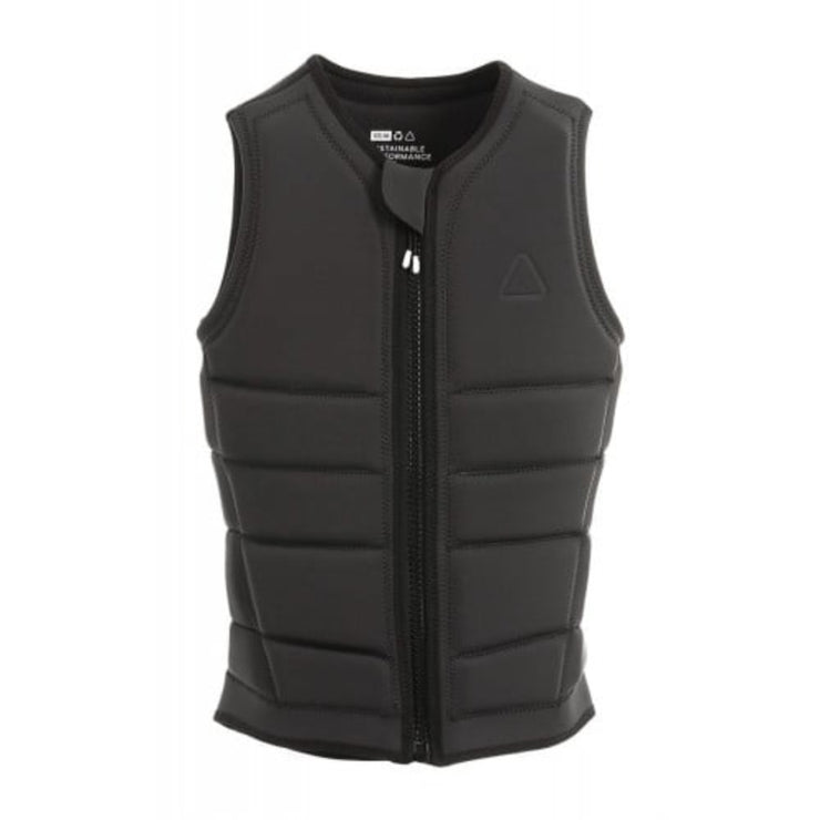FOLLOW S.P.R ENTRÉE LADIES VEST BLACK
