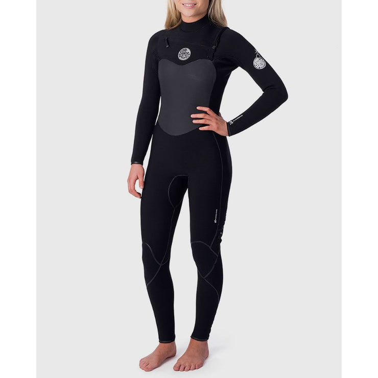RIPCURL WMS FLASHBOMB 4/3 BLACK 2019