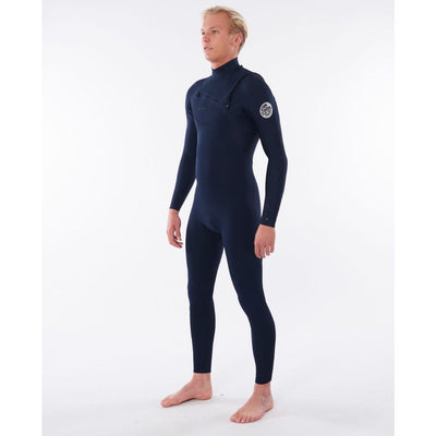 RIPCURL DAWN PATROL PERFORMANCE 3/2 CHEST ZIP NAVY 2020
