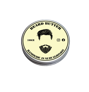 Vanilla burst Beard Butter