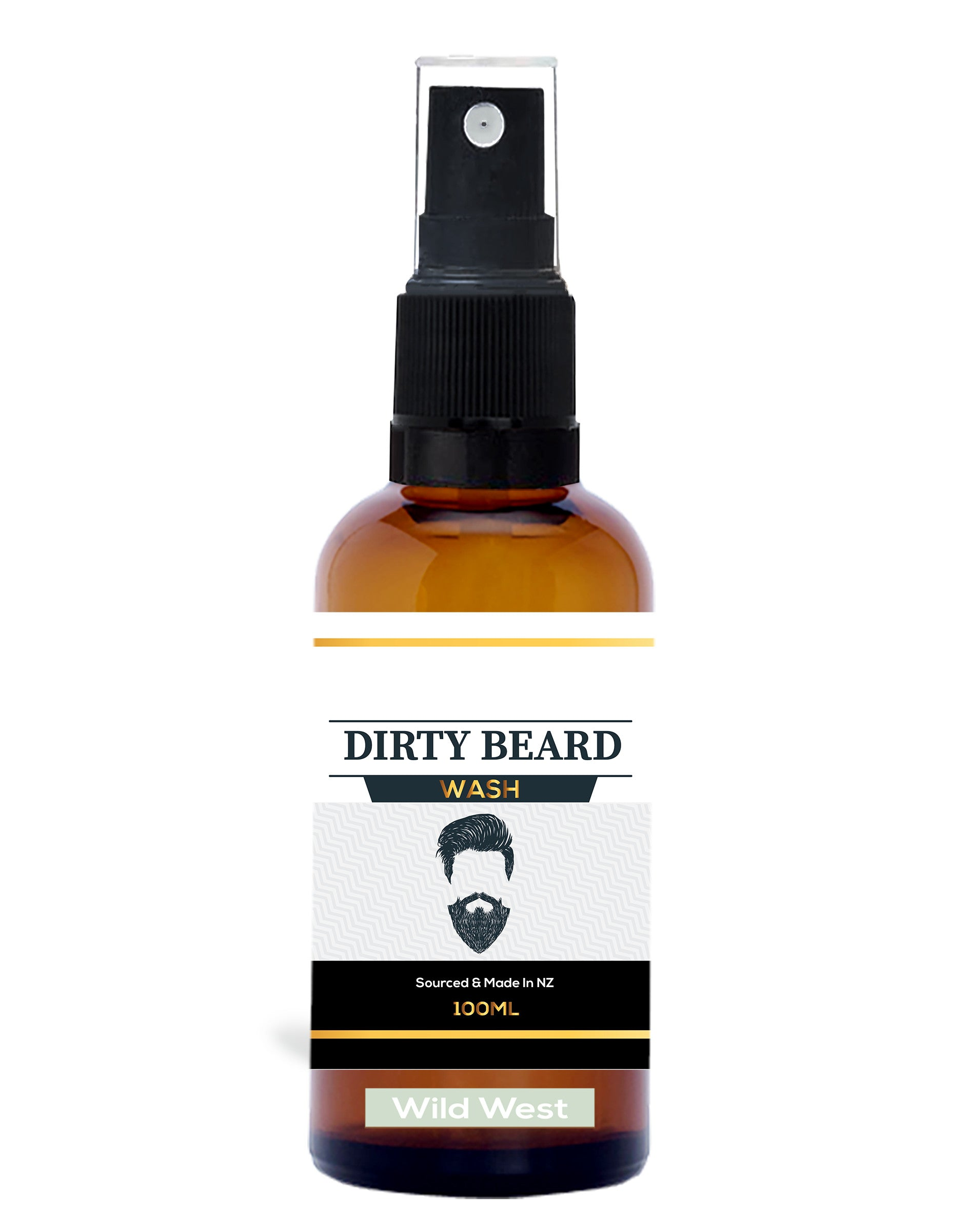 Beard Wash Wild West