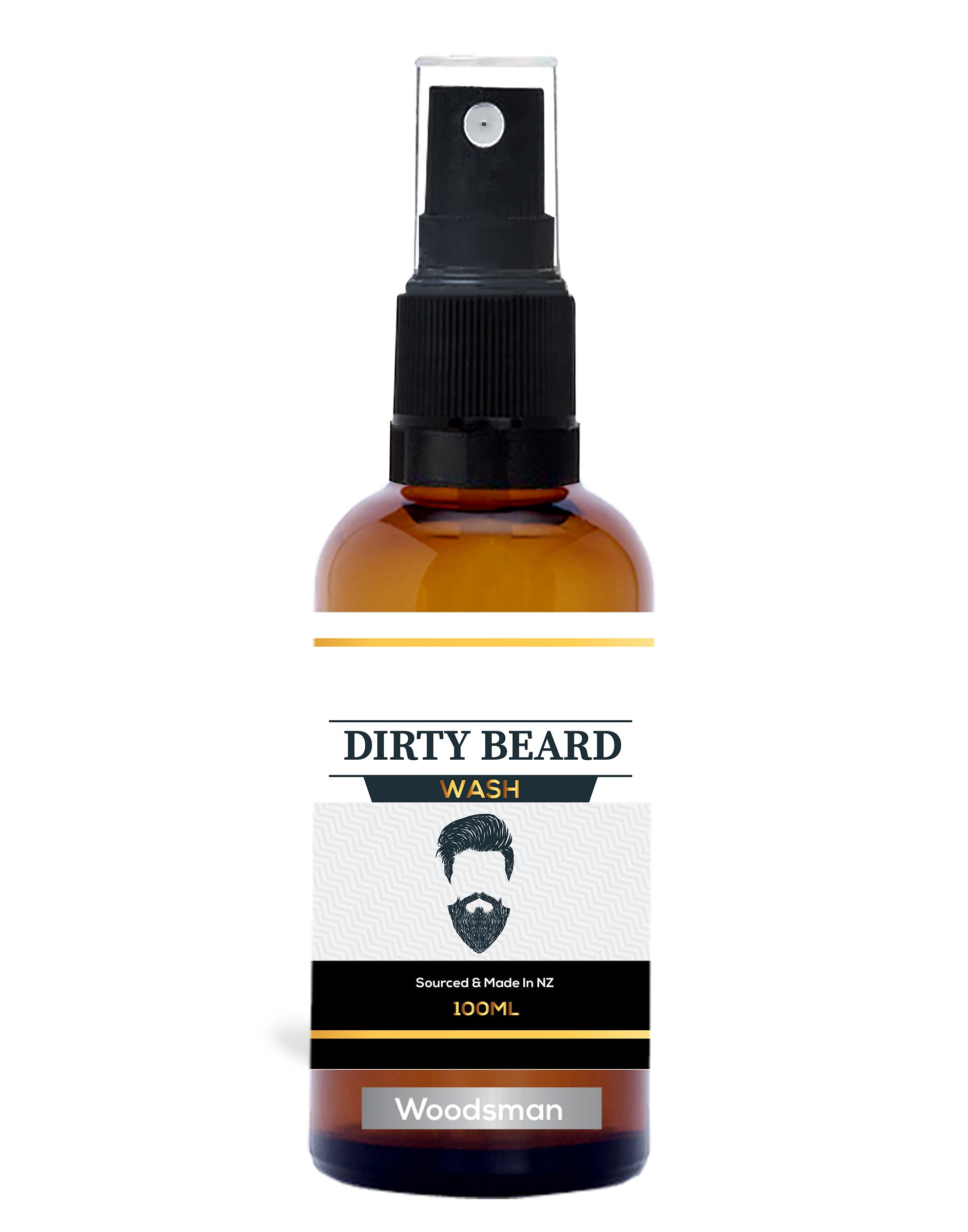 Beard Wash Woodsman