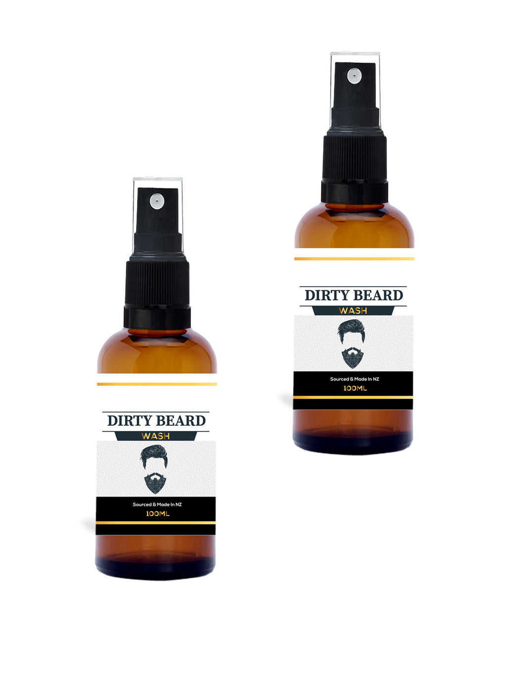 Two Beard Washes