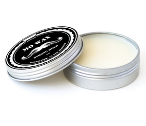 Leather Pharaoh Moustache Wax - Lejonjon
