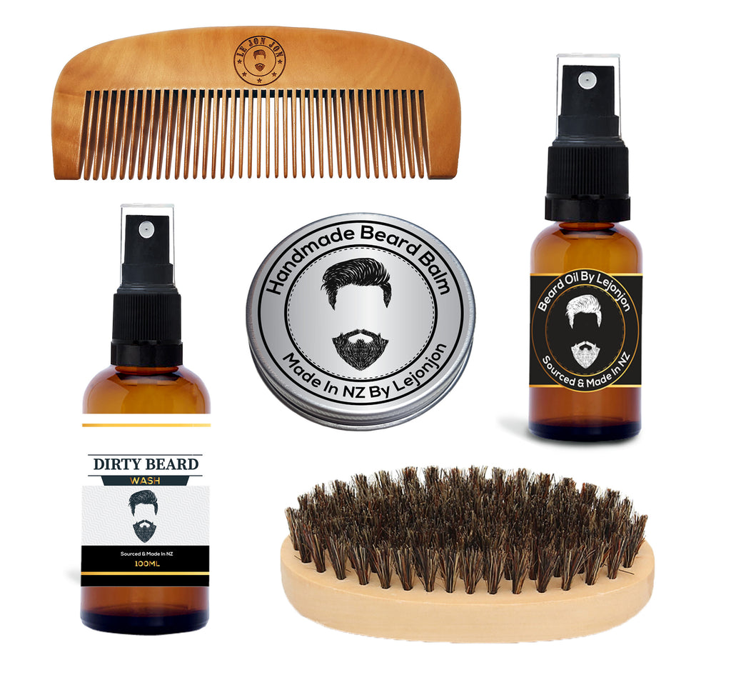 Ultimate - Beard Care Pack - Lejonjon