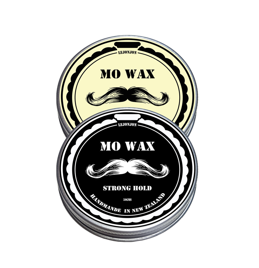 Lejonjon moustache wax
