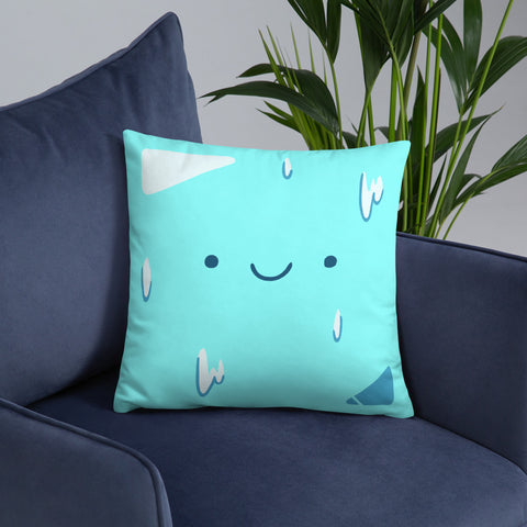 Pillow with stuffing - CubeMelt