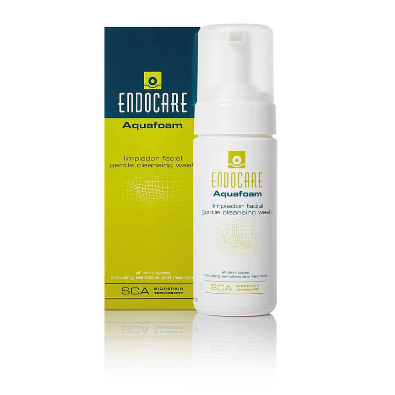 Endocare® Aquafoam Gentle Cleansing Wash - 125ml