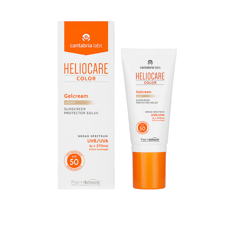 Heliocare Color Gelcream