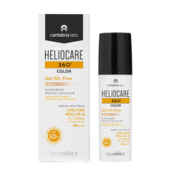 Heliocare 360° Color Gel Oil-Free - 50ml