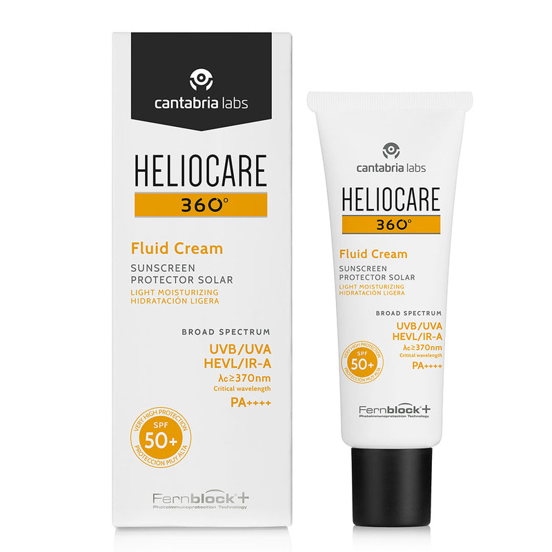 Heliocare 360° Fluid Cream SPF 50 - 50ml