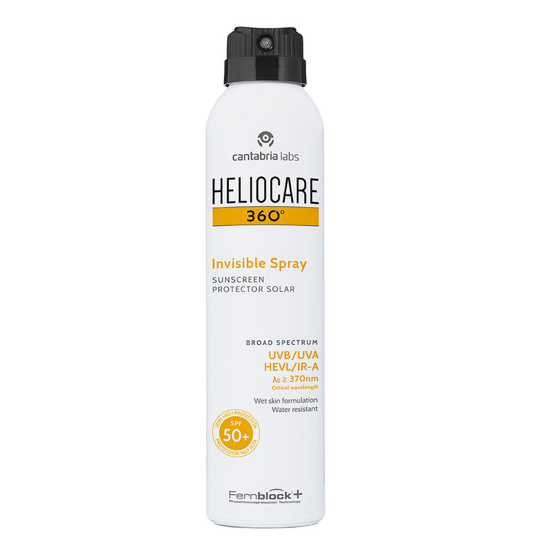 Heliocare 360° Invisible Spray - 200ml