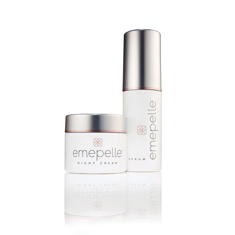 EMEPELLE™ Serum & Night Cream