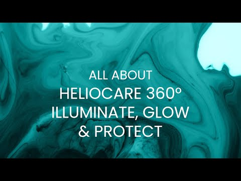 Heliocare 360° Illuminate, Glow & Protect Collection