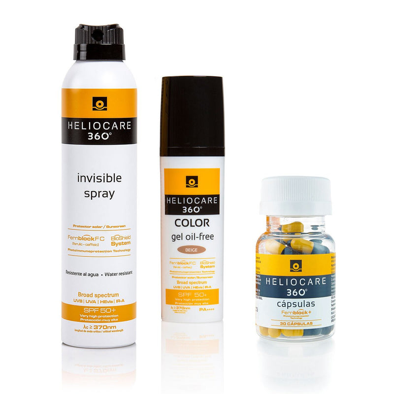 Heliocare 360° ULTIMATE Face and Body Bundle