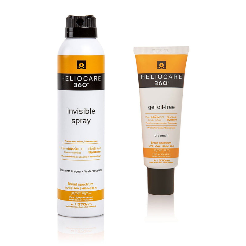 Heliocare 360° Face and Body Bundle