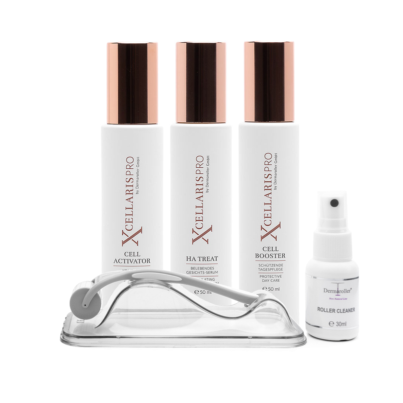 XCellarisPro Hydrate & Rejuvenate Kit + Booster