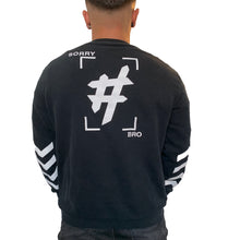 Load image into Gallery viewer, SB Black Sweater