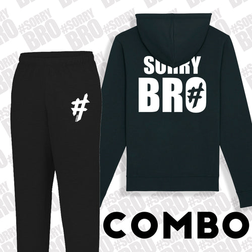 OFFICIAL ***SIGNED*** SORRYBRO COMBO