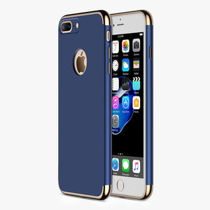 coque iphone bleu