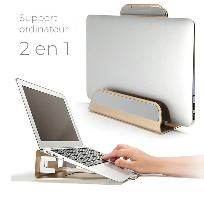 support pc portable