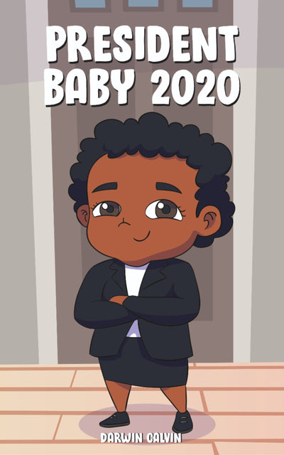 President Baby 2020 eBook (Digital Download)
