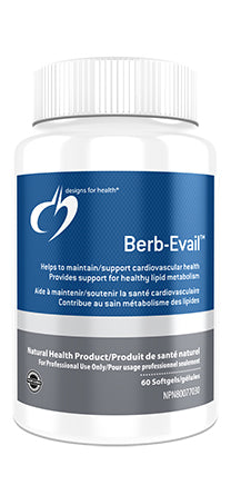 Berb Evail 60 softgels