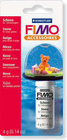 STEADTLER FIMO Snow for Snow Globes