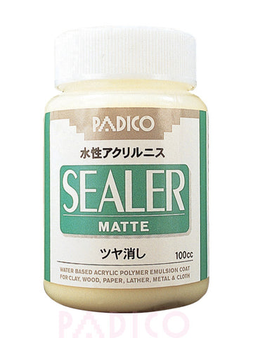 Padico Varnish/Sealer - Matte