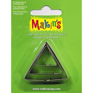 Makin's Clay Cutter - Triangle
