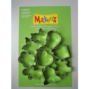 Makin's Clay Cutters Set - Everyday