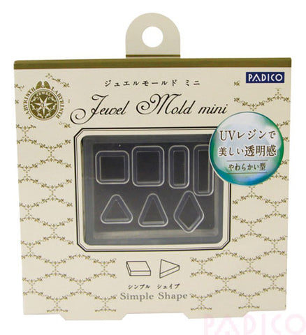 Padico Jewel Mold Mini - Simple Shape