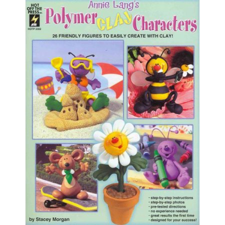 Annie Lang's Polymer Clay Characters