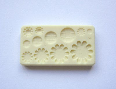 Miniature Mold - Sunflower