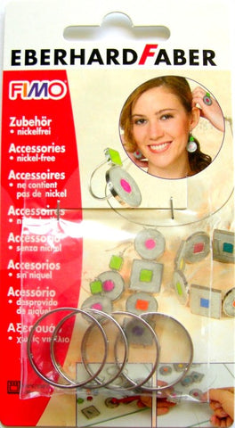STAEDTLER FIMO Jewelry Accessories (Round)