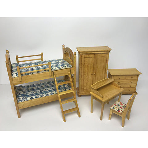 Miniature Children Bedroom Set