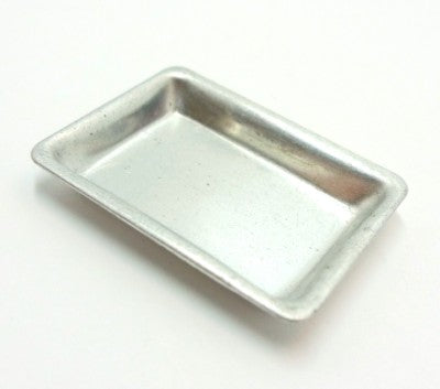 Rectangle Metal Tray (35mm)