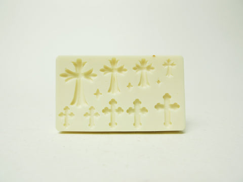 Miniature Mold - Cross