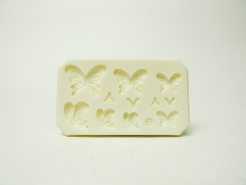 Miniature Mold - Butterfly