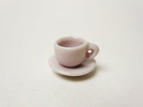 Cup and Saucer (Ceramic)