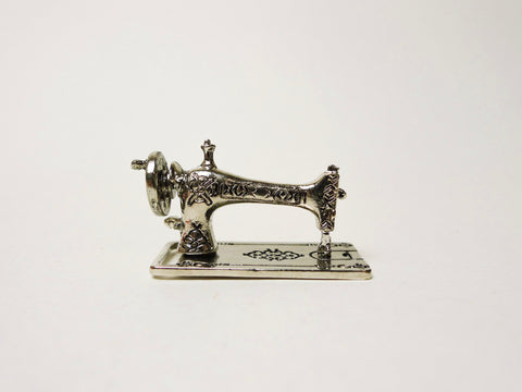 Sewing Machine (Silver)