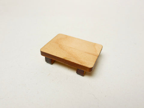 Wooden Sushi Tray (40mm)