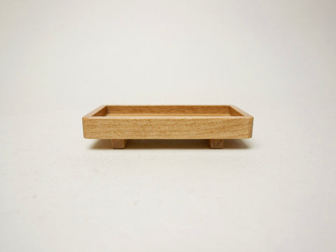 Wooden Sushi Tray (65mm)
