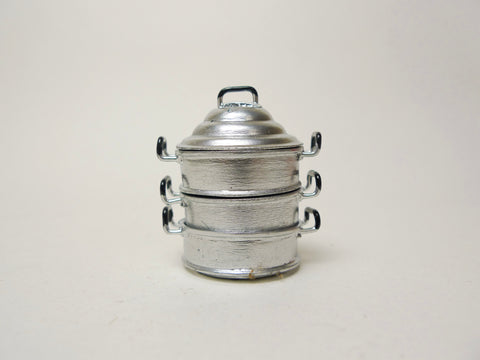 3-Layers Steamer Pot