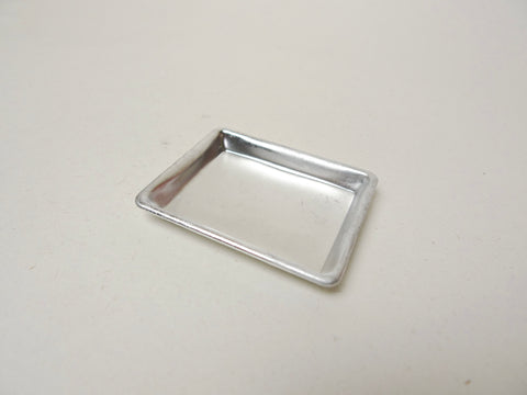 Rectangle Metal Tray (51mm)