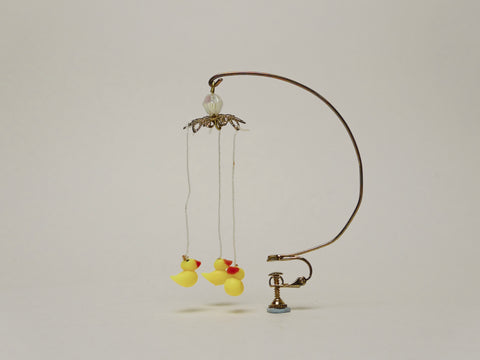 Rubber Duckie Hanging Mobile