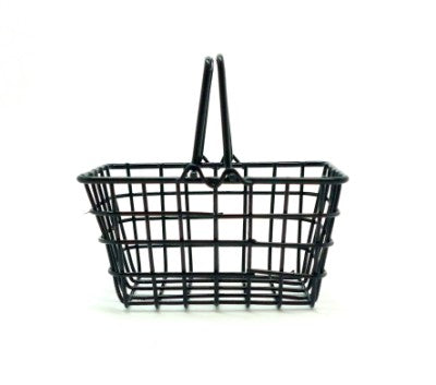 Wired Shopping Basket