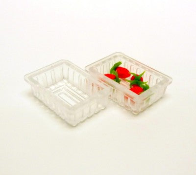 Clear Plastic Container (L)